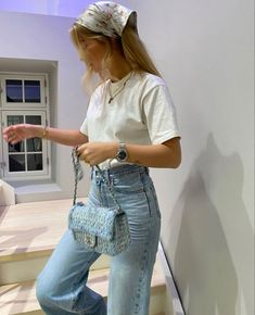style Source by Vintage outfits Mode Outfit ideen outfits Source Style trendy vintage Smart Casual Outfit, Formal Casual Outfits, Summer Business Casual Outfits, Casual Dress Outfits, Stylish Outfits, Casual Styles, Stylish Clothes, Casual Clothes, Casual Shirts