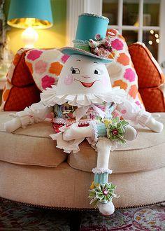 Humpty Dumpty's Hat by Bakerella