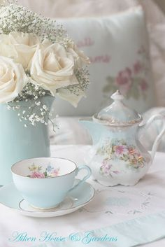 ❧ I  take pleasure in tea, appreciating it with my spirit and therefore cannot explain why...