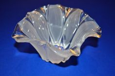 Walther-Glas-Glass-Susanna-Small-Bowl-in-Clear-Wrong-Box-made-in-Germany