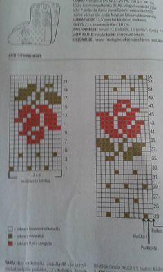 This Pin was discovered by Сон Fair Isle Knitting Patterns, Knitting Machine Patterns, Knitting Charts, Baby Knitting, Xmas Cross Stitch, Cross Stitch Flowers, Cross Stitching, Cross Stitch Designs, Cross Stitch Patterns