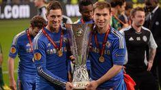 Final Europa League 2013, the two heroes!