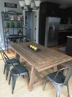 Farmhouse Tables - Into The Woods - Custom Farmhouse Tables | Into The Woods - Custom Farmhouse Tables Farmhouse Table For Sale, Dining Table, Woodworking, Tables, Woods, Furniture, Benches, Home Decor, Diy