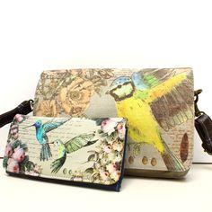 The Aviary Handbag by Disaster Designs