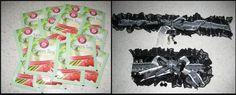 Tammikuu 2013, yleisrinki: Sitruunaruoholla ja mansikalla maustettua vihreää teetä, PVC/pitsi choker ja ranneke
