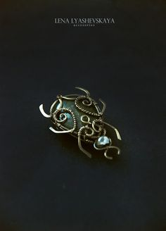 "Pendant ""The scarab"""