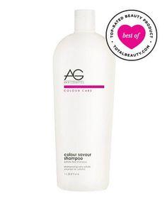 No. 1: AG Hair Cosmetics Colour Savour Shampoo, $30