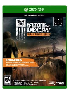 State of Decay: Year-One Survival Edition – Panic on the Streets of London
