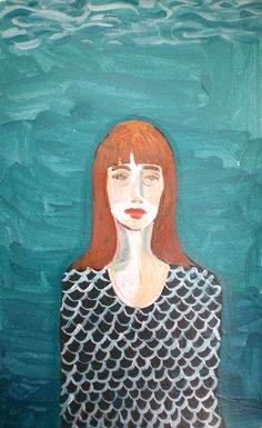 reminds me of Florence. Below by Rowena Murillo 1/50 limited edition by rowenamurillo, $22.00