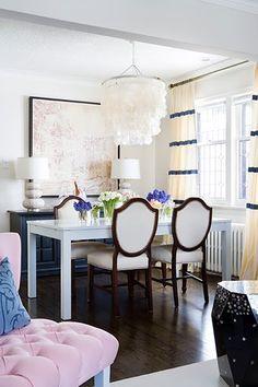 VINTAGE & CHIC: decoración vintage para tu casa [] vintage home decor: Una casa muy femenina [] A very feminine home