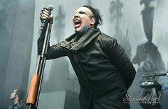 ✖Marilyn Manson #marilynmansonfan #gothic #manson #mansonite #goth…