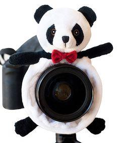 Loving this Panda Shutter Hugger on #zulily! #zulilyfinds