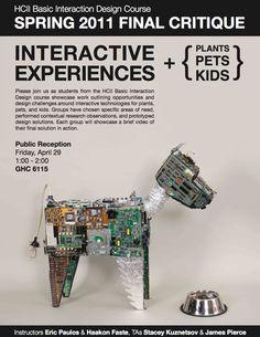 basic interaction design (spring 2011)