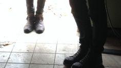 Rob draagt de sleutel over aan Rosa Helldorfer. Zij laat zich in haar werk inspireren door architectuur en zet de ruimte in als materiaal. Ook haar werk is binnenkort hier op Pinterest te volgen. Bunker, Inspireren, Combat Boots, Army, Shoes, Hush Hush, Gi Joe, Zapatos, Military