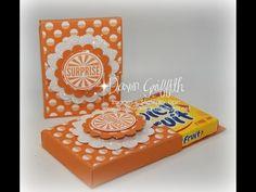Dawns Stamping Studio: Gum Holder Box video