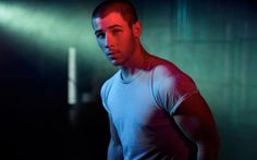 Nick Jonas Strips to His Underwear