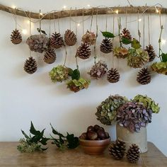 xmas crafts for kids; xmas crafts for kids; Decor Crafts, Diy And Crafts, Crafts For Kids, Nature Crafts, Kids Diy, Decor Diy, Preschool Crafts, Home Crafts, Wall Decor