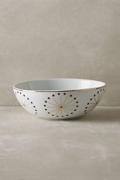 Forbury Cereal Bowl #anthropologie