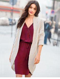 knitwear http://www.laredoute.gr/SOFT-GREY-Zaketa-me-kotsides_p-255018.aspx?prId=324412830
