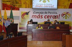 Concluyen sesiones ordinarias en el Concejo de Pereira