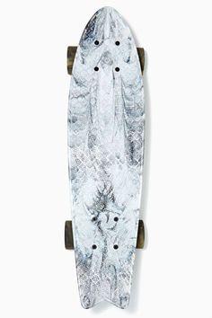 Globe Bantam Marble Skateboard