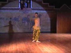TURKISH MALE BELLY DANCER DiVA - YouTube