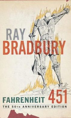 One of the greatest Dystopian novels to date. Bradbury is a genius. All you fellow pyros and book lovers, read this!