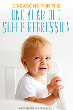 Is your toddler fighting sleep suddenly? Learn why the 1 year old sleep regressi. - Is your toddler fighting sleep suddenly? Learn why the 1 year old sleep regression happens as well - Baby Sleep Regression, Gentle Sleep Training, Toddler Sleep Training, 13 Month Old, Ways To Fall Asleep, Kids Sleep, Child Sleep, Baby Sleep Schedule, Thing 1