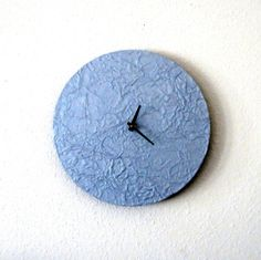 Wall Clock Minimalism Home and Living Decor  by Shannybeebo, $50.00