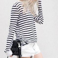 Summer stripes | modeandmaison.wordpress.com