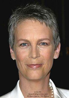 jamie lee curtis hairstyle - Поиск в Google