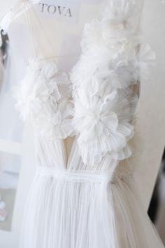 Marchesa Bridal Spring 2017. / Wedding Style Inspiration / LANE