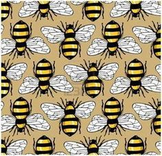 ≗ The Bee's Reverie ≗ repeating bees