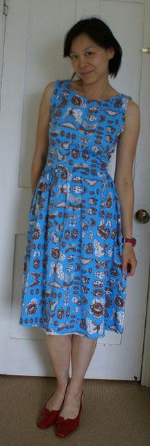 Moneta Dress by bkkmei, via Flickr