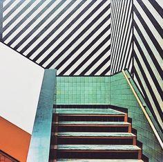 Stairs/black&white
