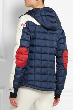 Perfect Moment | Inuq quilted shell down ski jacket | NET-A-PORTER.COM