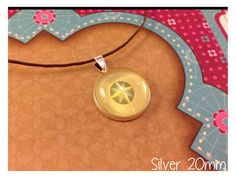My Little Pony Daring Do's Cutie Mark Necklace by AtomicShortcake, $8.25
