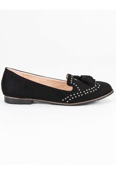 Čierne semišové lordsy Super Me Lord, Loafers, Shoes, Fashion, Travel Shoes, Zapatos, Moda, Moccasins, Shoes Outlet