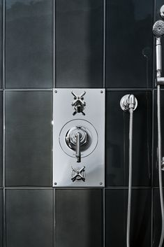 Influenced by the connection of industry and art Henry easily transitions between modern, traditional, utilitarian and classic settings. Classic Bathroom, White Bathroom, Bathroom Cabinetry, Contemporary Bathroom Designs, Modern Traditional, Bath Rugs, Bathroom Accessories, Grey And White, Showroom