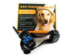 Ari M81N / M82N 300M Rechargeable Remote Waterproof, Dog Receiver Collar, Pet Dog Training Collar *** Want to know more, click on the image. (This is an affiliate link and I receive a commission for the sales) #frida