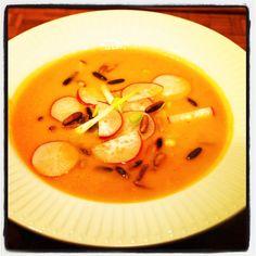 God mad og søde sager: Hokkaido-suppe