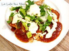 Enchiladas Corrales