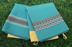 Picnic Blanket, Outdoor Blanket, Swedish Weaving, Bargello, Diy Projects To Try, Hand Embroidery, Needlework, Upcycle, Textiles