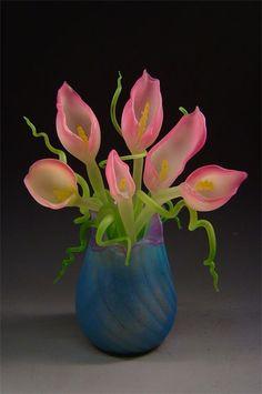 demoss glass art | DeMoss Glass Art ~ Gallery, Sculptural