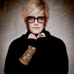 Marie St-Pierre #modeMTL #fashion #icon