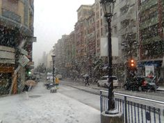 Calle Uria  febrero 2015