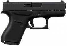 The new GLOCK 42, in .380 AUTO, is a slimline subcompact pistol engineered with the GLOCK Perfection promise and able to withstand the rigors of routine training. Made in the USA, the G42 is the s