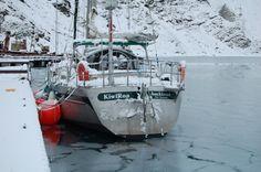 Efficent cooling system, Grytviken dock