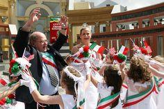 Italian American celebration