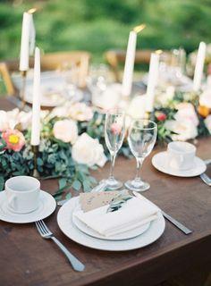 Rustic adorned: http://www.stylemepretty.com/2015/07/07/colorful-camarillo-private-estate-wedding/ | Photography: Michael Radford - http://www.michaelradfordphotography.com/